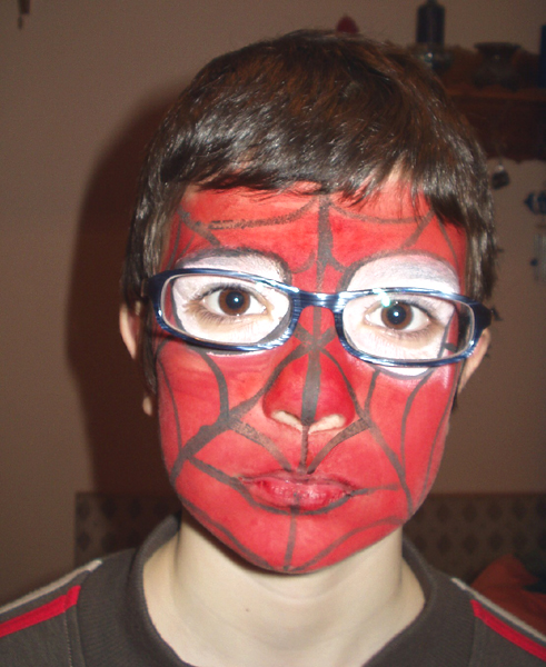 Davča Spiderman - 2007