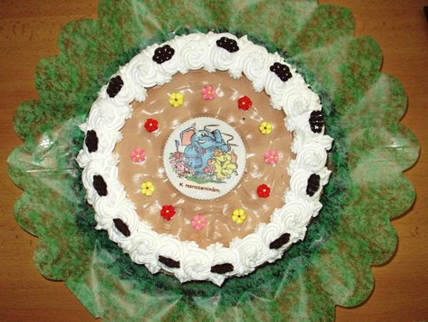 Moje dorty