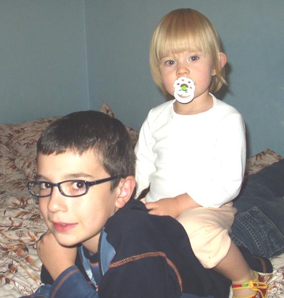 Davča a Kristýnka - 2007