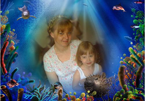 Kiky a já - léto 2009