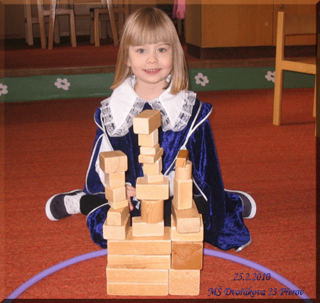 Kiky ve školce-2010